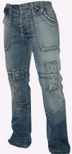Pantalon en jeans pour hommes: Aderman