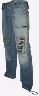 Pantalon en jeans pour hommes: ARMY