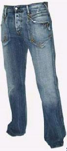 Pantalon en jeans pour hommes: Swin
