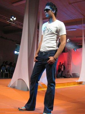 Pantalons en jeans pour hommes