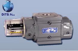Compteur de gaz à piston rotatif