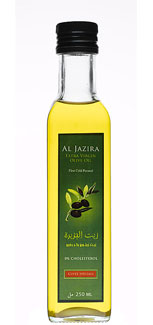 Huile d'olive extra vierge 250ml