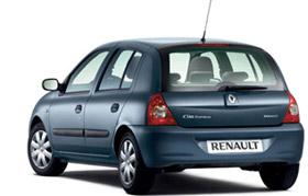 Location de voitures RENAULT CLIO