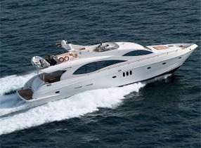 Majesty Yachts 88