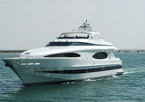 Majesty Yachts 118