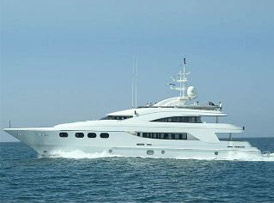 Majesty Yachts 130