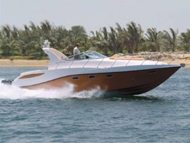Majesty Yachts Oryx 36