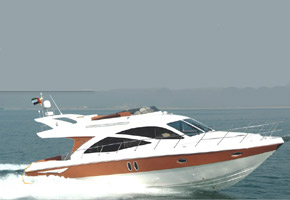 Yachts sport Fly 46