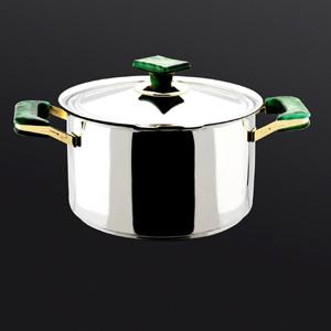 Faitout Top cook vert