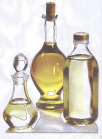 Conditionnement huile d'olive