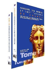 Annuaire des mairies et institutions de France - 2010 (Tomes 1 et 2)