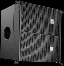 Mat�riel de sonorisation:HK Audio Enceinte Line Array 2 Voies
