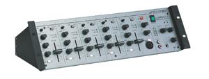 Console de Mixage ECLER