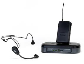 Syst�me UHF serre-t�te SHURE PG14E/PG30