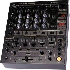 Console de Mixage PIONEER DJM 600