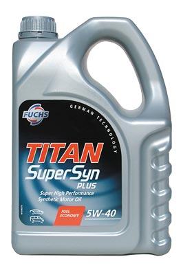 TITAN SUPERSYN 5W40