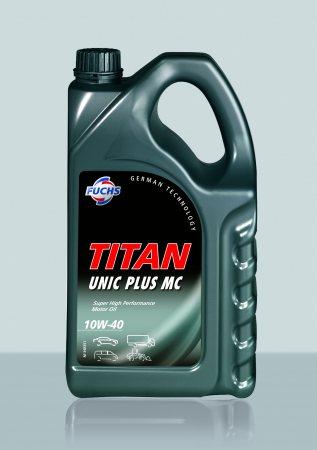 TITAN UNIC MC 10W40