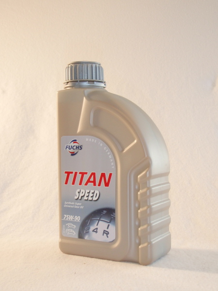 TITAN SPEED 75W90