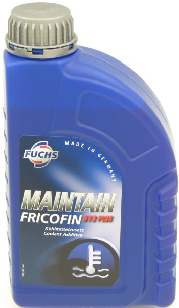 MAINTAIN FRICOFIN G12 PLUS