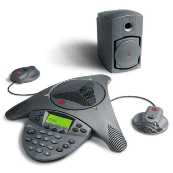 Location systeme audioconf�rence POLYCOM