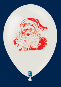 Ballon gonflable: CHRISTMAS