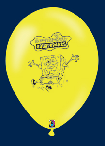 Ballon gonflable: CARTOONS
