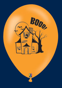Ballon gonflable: HALLOWEEN