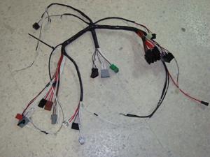 Faisceaux de câbles électrique pour automobile