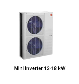 Mini inverter 12-18 kW