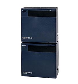 KX-TDA600 – Hybrid IP PBX (max. 640 postes)