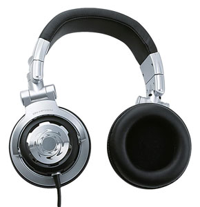 Casque DJ haute performance