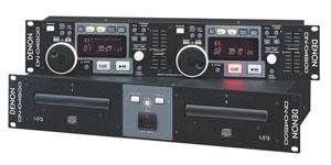 Double lecteur CD/MP3 professionnel