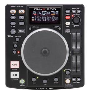 Contr�leur MIDI & lecteur CD/USB