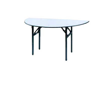 Demi table ronde