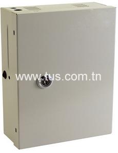 Boitier d'alimentation stabilisée 12V à découpage UPS-125B