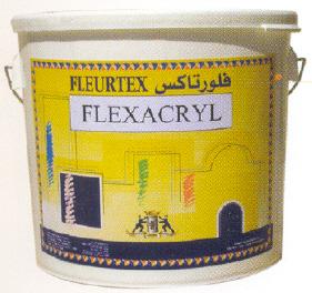 Peinture à l'eau: FLEXACRYL