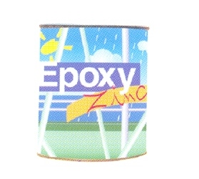 Peinture anticorrosion  EPOXY ZINC