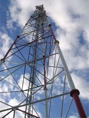 Structures pour sites de télécommunication