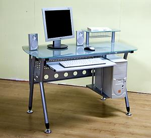 Meuble de bureau: Table informatique Galaxy