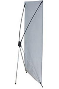 X Banner Wind proof