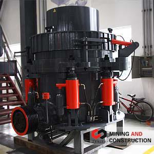 Concasseur Giratoire Hydraulique de Mine industrielle