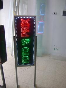 Enseigne en Diode LED