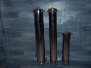 Porte filtre inox 20