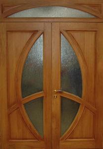 Portes d 39 ext rieur for Porte exterieur bois tunisie