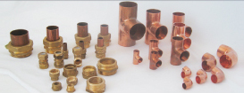 Accessoires cuivres