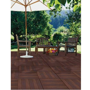 Parquet de jardin