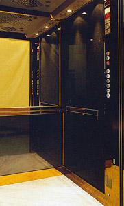 Cabine Ascenseur