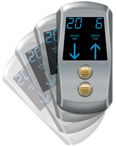 Afficheur cabine digitale pour ascenseur
