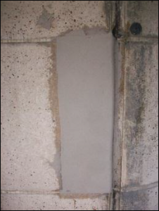Réparation des silos en béton