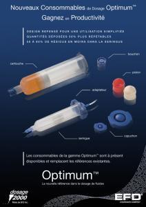 Système de dosage et de dépose